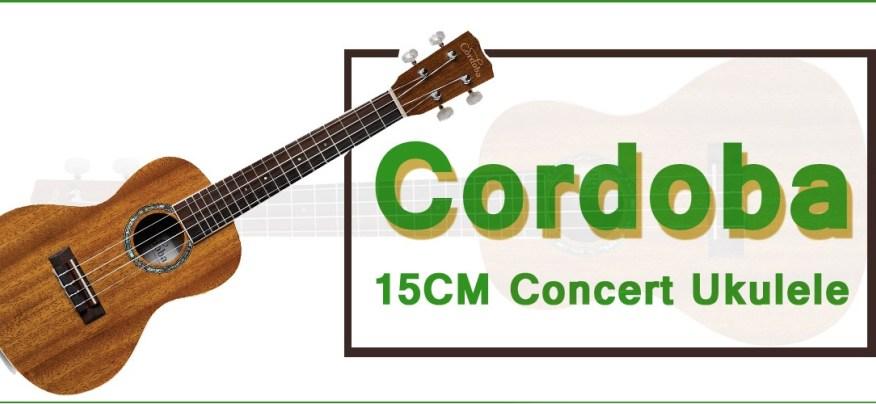 Cordoba 15 cm ukulele review